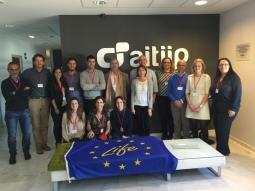 Kick-off del proyecto LIFE Multibiosol en Zaragoza
