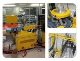 Primera fase de producción de biomulching completa