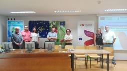 Networking entre proyectos LIFE en Huesca