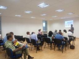 Se presenta el proyecto en la Feria de Muestras en Calatayud