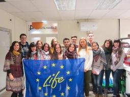 PCTAD recibe alumnos de UNIZAR en sus instalaciones