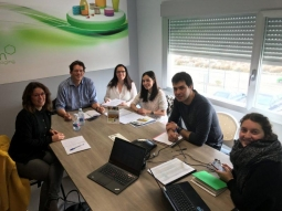 Transfer y Aitiip se reúnen en Zaragoza
