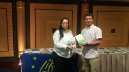 Multibiosol at LIFE event in Athens, Greece.