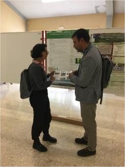 Trabajo en red en Congreso de Malherbología