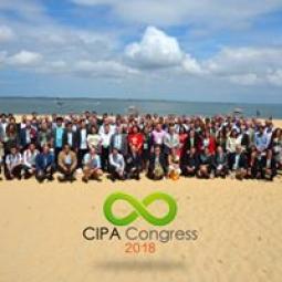 Multibiosol at CIPA Congress, France