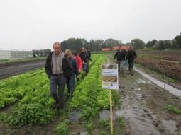 Activa participación en el día de puertas abiertas en Bélgica Día 1