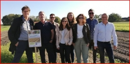 New SCM meeting in Belgium and field visit