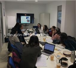 Trabajo de red con 4 proyectos LIFE