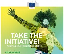 Participa con nosotros en la #EUGreenWeek