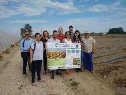 Plásticos biodegradables se muestran viables y sostenibles para uso en la agricultura